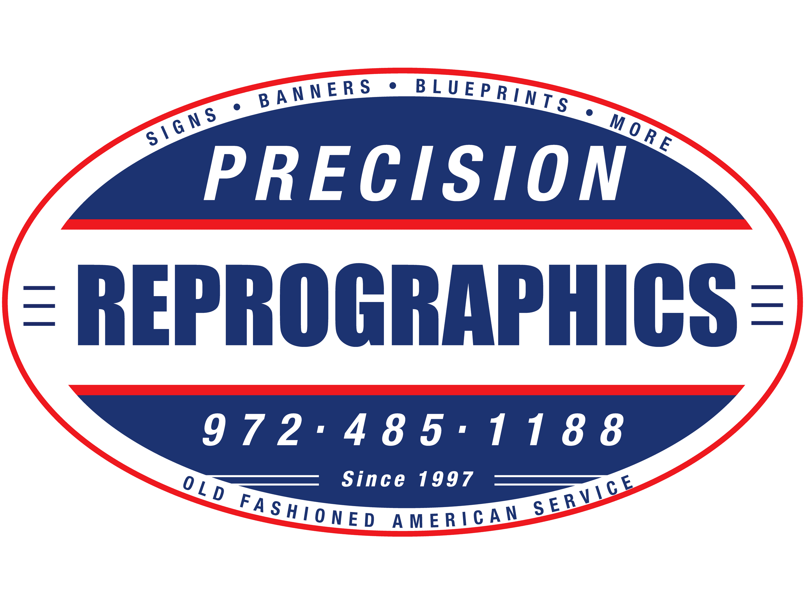 New Precision Logo LARGE